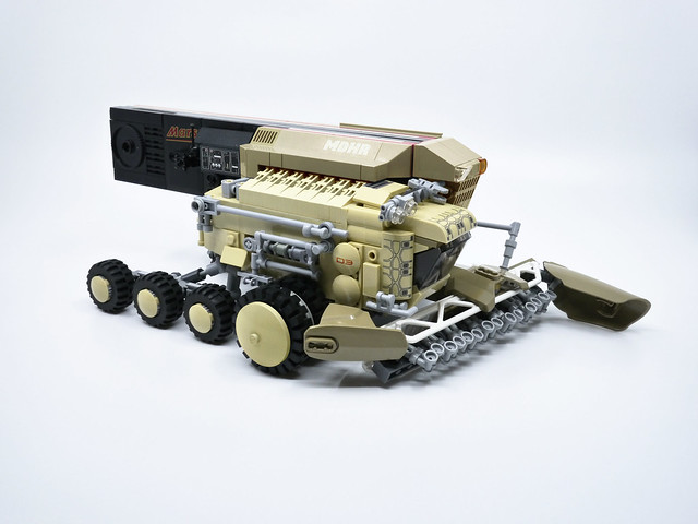 "Mars Dairy Harvester ""Locust"""