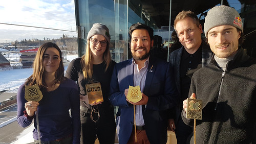 Investing in the future of winter sport in Calgary | by Government of Alberta