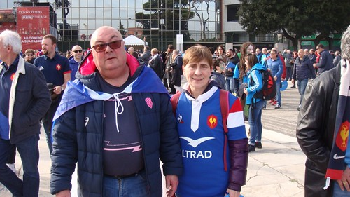 Italie vs France- Rome le 16 mars 2019 | by Amistade-paris.fr