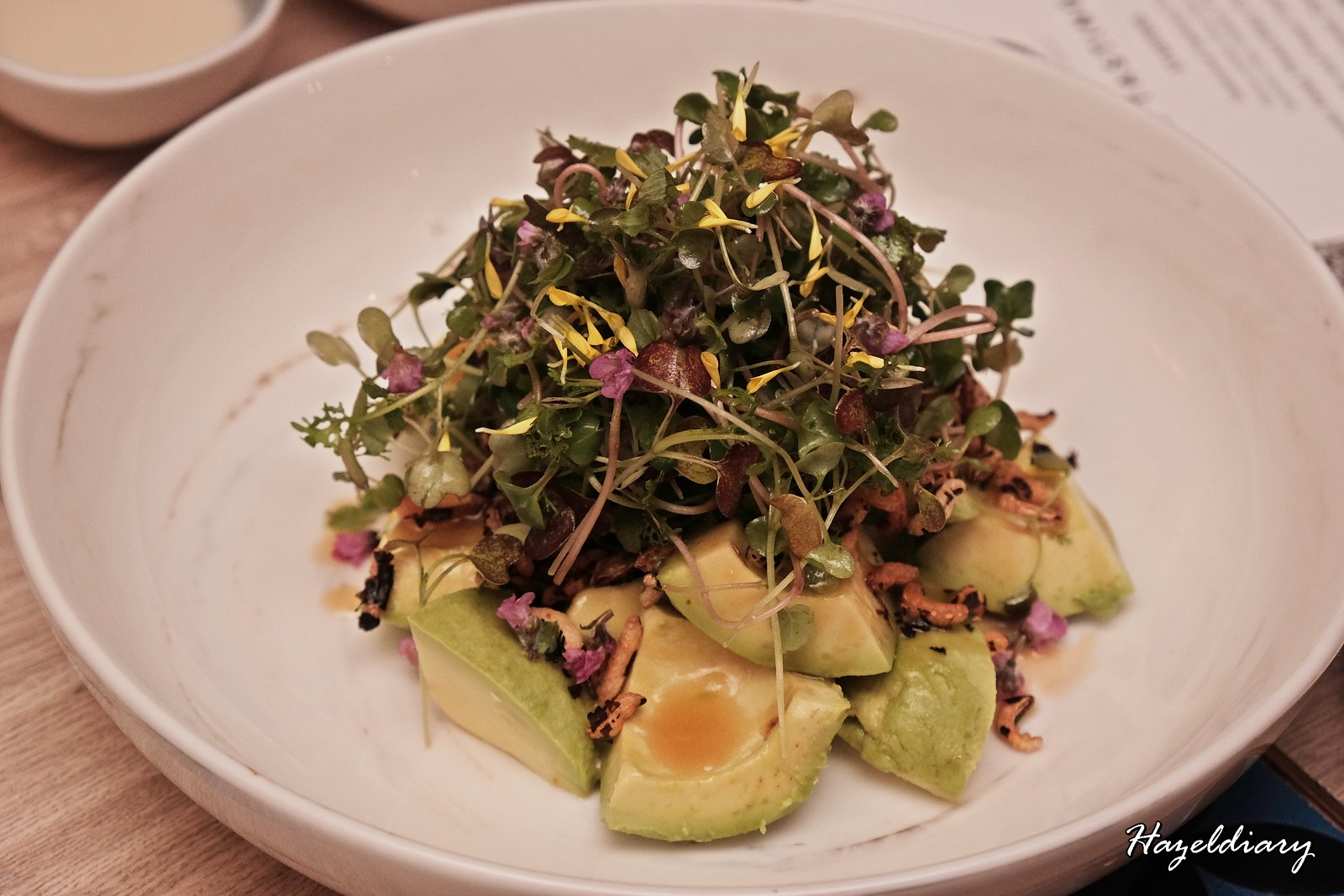 One-Ninety Four Seasons Hotel Singapore-Avocado Salad