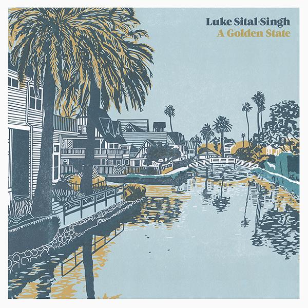 Luke Sital-Singh - A Golden State