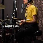 Thu, 04/04/2019 - 1:46pm - Ex Hex Live in studio A, 4/4/19 Photographer: Jeffrey Pelayo