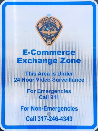 "SPD Designates ""E-Commerce"" Exchange Zone"