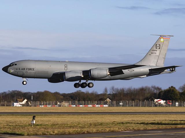 United States Air Force | Boeing KC-135R Stratotanker | 58-0113