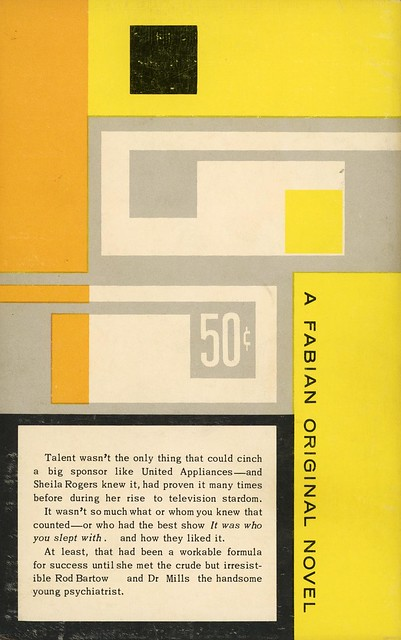 Fabian Books Z-157 - Roger Blake - Sex Queen (back)