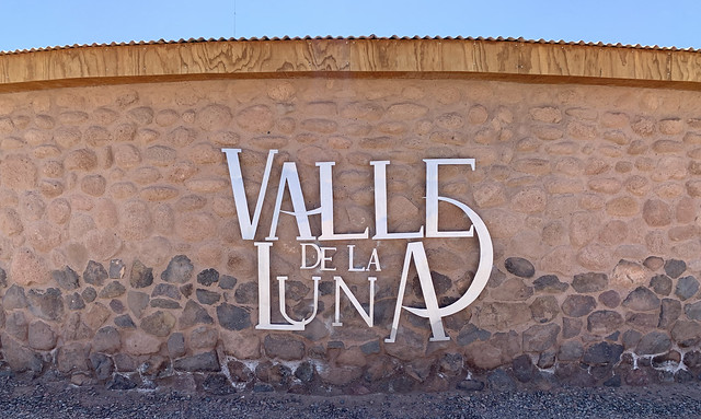 The Valley of the Moon (Valle de la Luna) at 2,500 meters (8,200 feet), San Pedro de Atacama, the Atacama Desert, Chile.