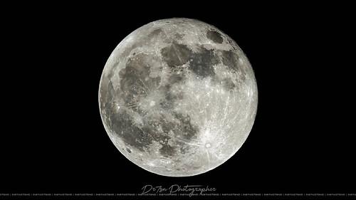 Super Snow Moon 🌕