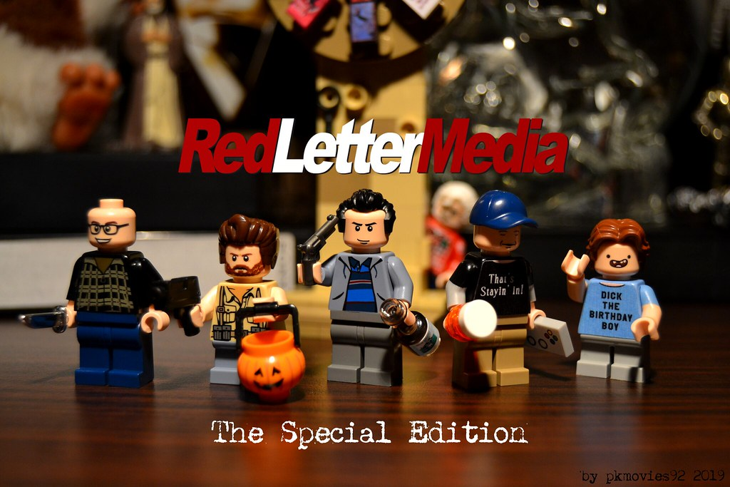 LEGO Red Letter Media - The Special Edition