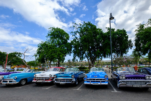 American Gas Guzzlers - Havana | by The-E