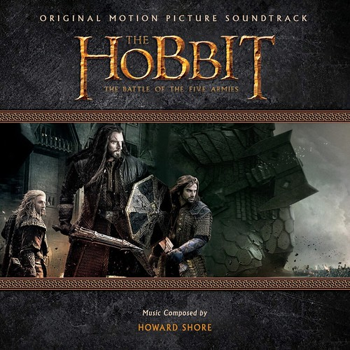 The Hobbit: The Battle of the Five Armies by Howard Shore   by hahah123 covers