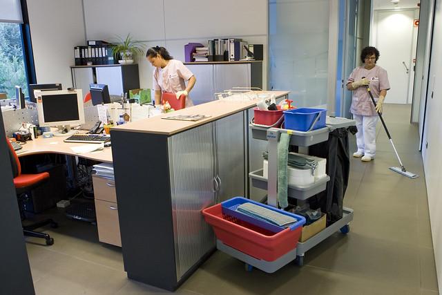 sustituye limpieza quirofano