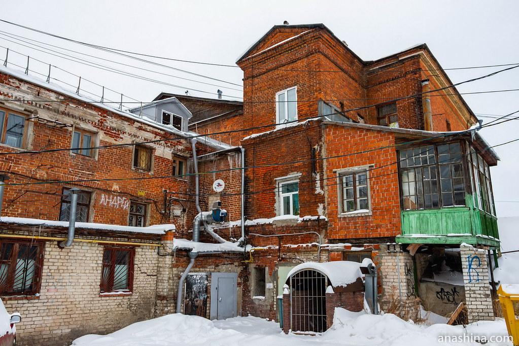 Двор, Нижний Новгород