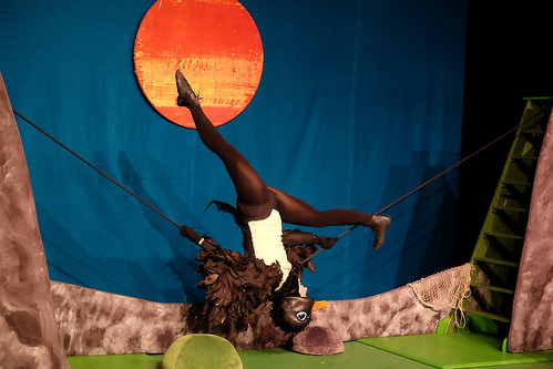Teater Pelikanen – Felicia och fåglarna