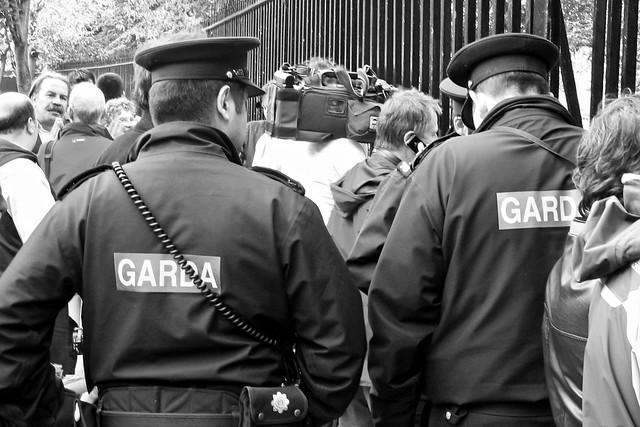 Garda, Dublin 2006