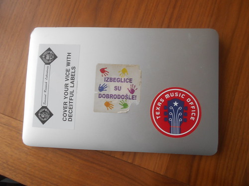 The Jasmina Tesanovic laptop 2019