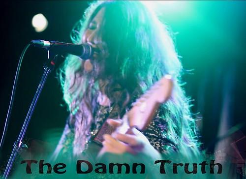 The Damn Truth - Lee-La Baum