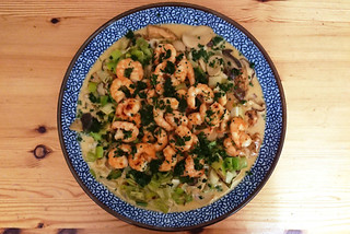 More good food from Mrs J Tue 12 Mar 19: prawns with... | by JDavid Jenkins