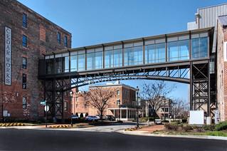 Entrance to Rocketts Landing Complex-Richmond Virginia 06742