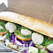 anggun chef meatball sandwich