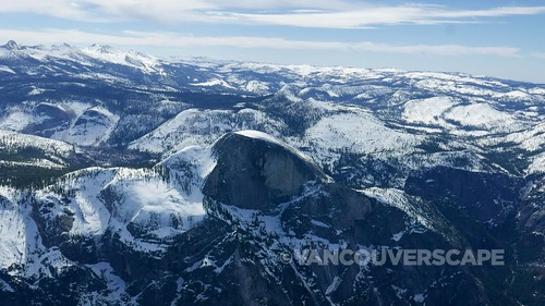Oakhurst/Above Half Dome, Yosemite | by Vancouverscape.com