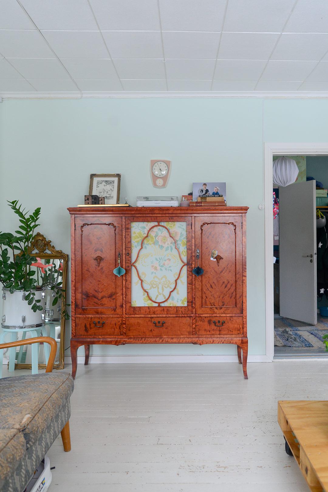 DIY and 1950's vintage decor