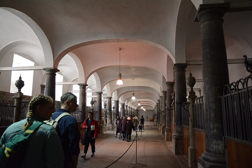 The Stables at Christiansborg Castle | by Jodimichelle