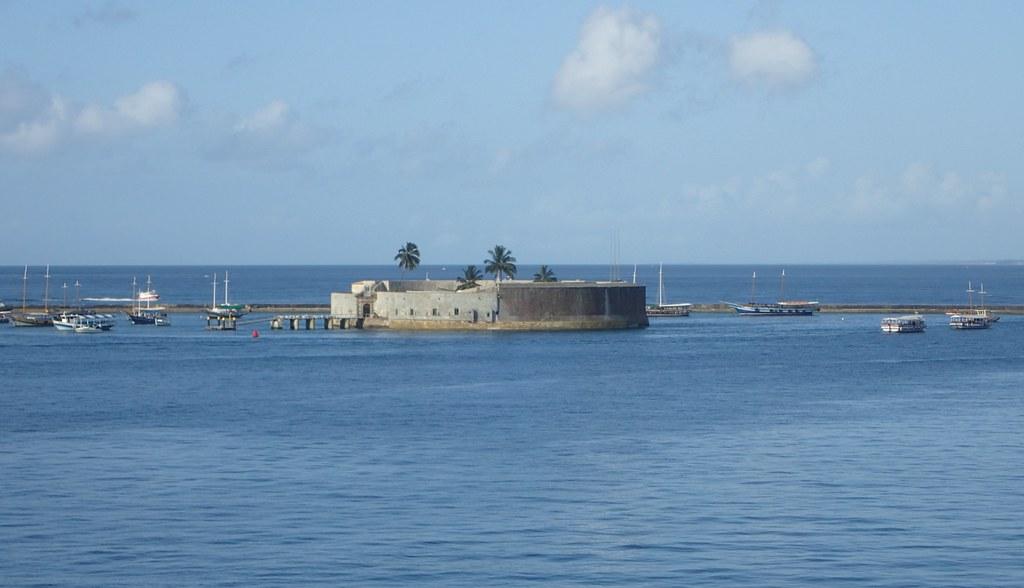 Salvador{Bahia}- São Marcelo Fort