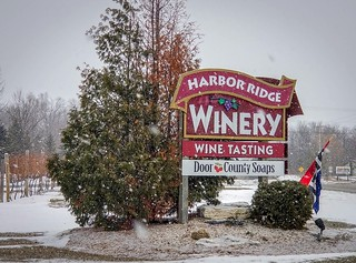 door-county-harbor-ridge-winery-entry-1 | by wistraveler