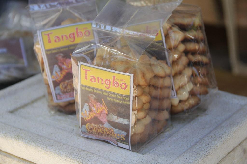 Tangbo cookies