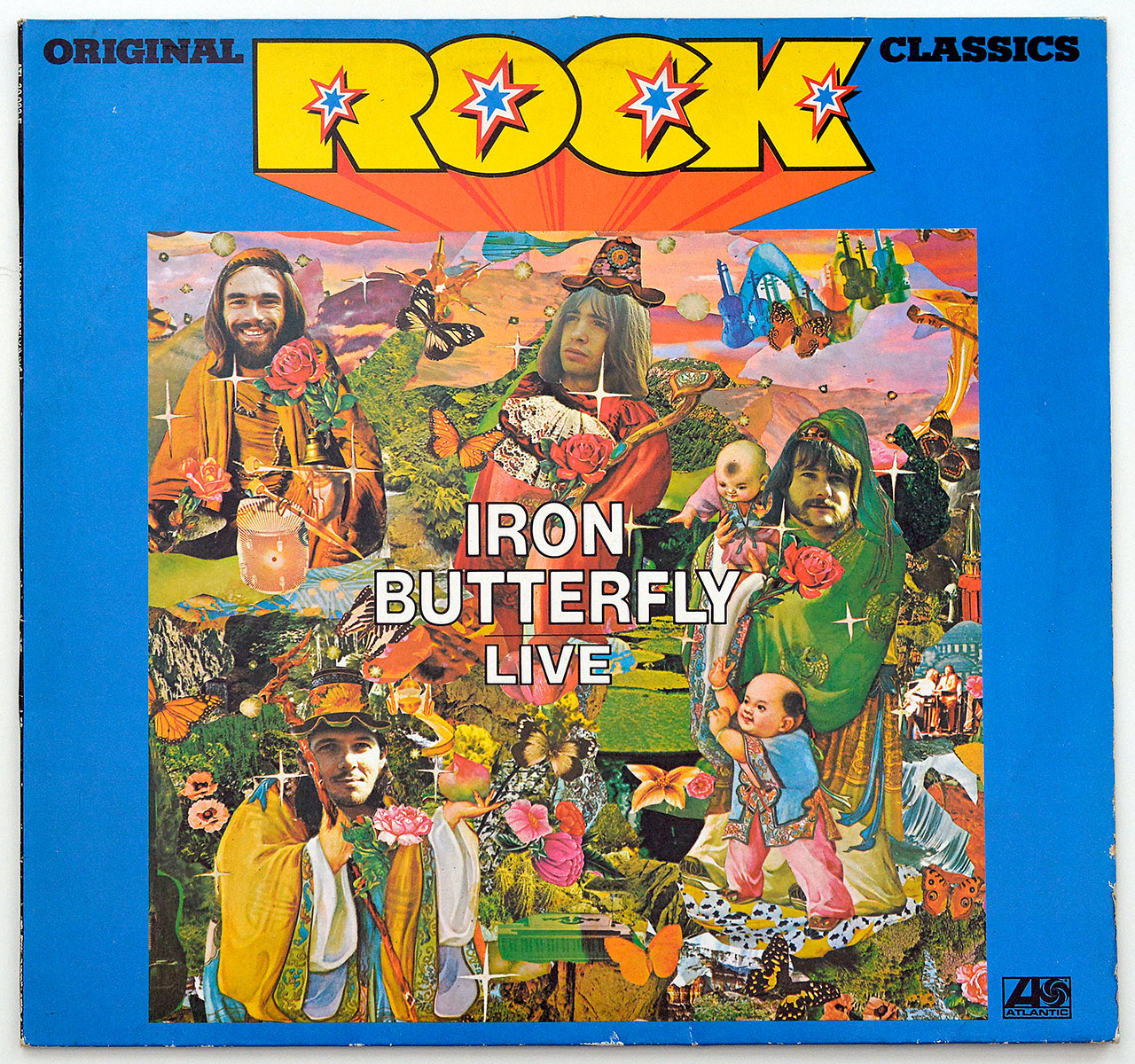 A0711 IRON BUTTERFLY Live
