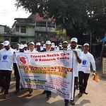 Nagaon Diabetes walk