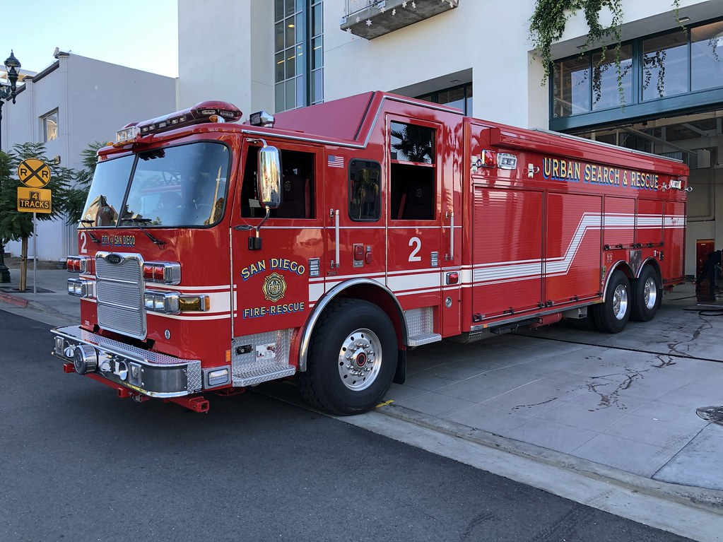 San Diego Fire | San Diego Fire Department Urban Search & Re
