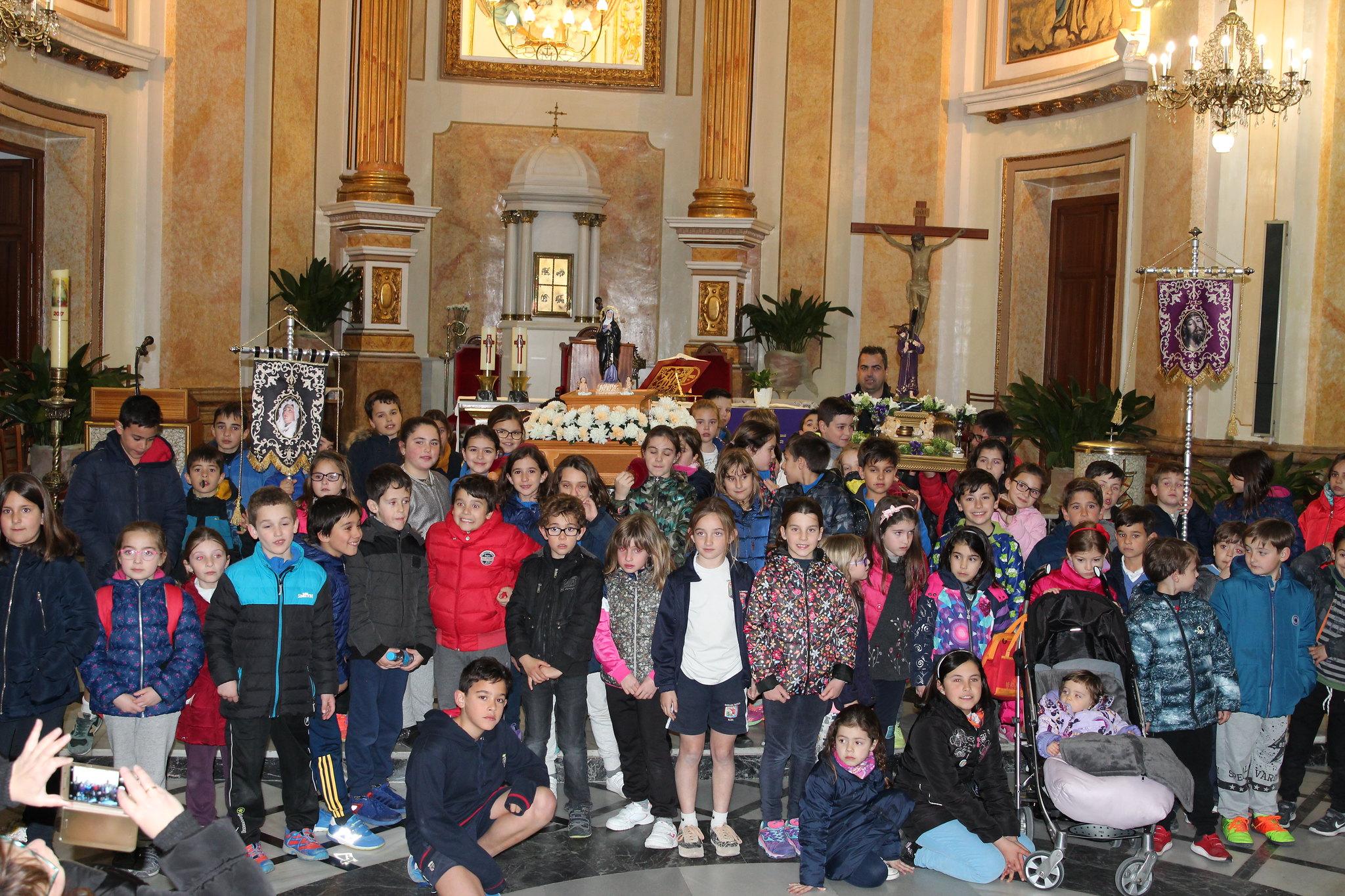 (2018-03-23) II Vía Crucis Infantil (Antonio José Verdú Navarro) (72)