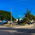 Parque La Güira, en el barrio Van Troi de Caibarien.