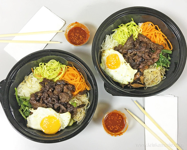 Bibimbap from Koryo