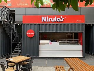 City Food - Nirula's Hot Chocolate Fudge, Hawker Street, Ambience Mall | by Mayank Austen Soofi