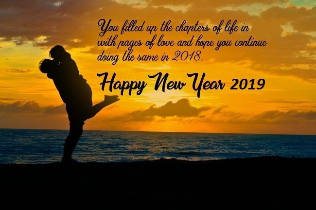 Happy New Year 2019 : Romantic Happy New Year Wallpaper fou2026  Flickr