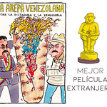 Mejor Película extranjera: La arepa venezolana