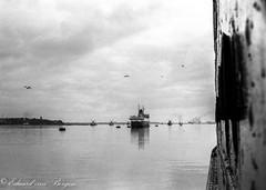 1967 - Harwich bay (Stour estuary)