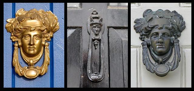 Door Knockers - Faces (4, 5 & 6)