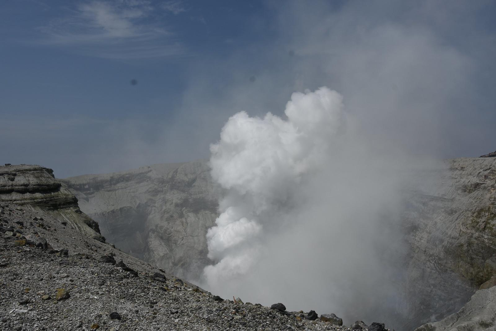 Mont Aso