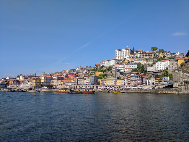 Porto (view from Vila Nova de Gaia)