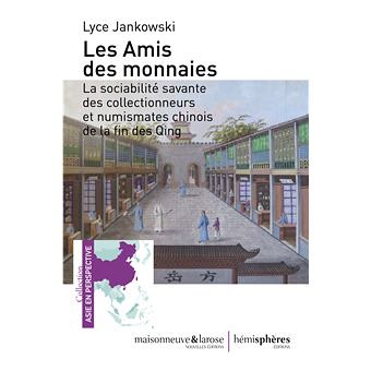 Les-amis-des-monnaies book cover | by Numismatic Bibliomania Society