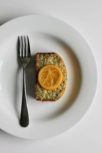 saint-pierre poppy seed cake | by awhiskandaspoon