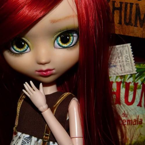 Nouvelle custo pour ma Pullip kit Mio ! Il serait temps de lui trouver un prénom... FC by me ~ | by Ro°xy