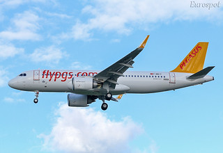 F-WWIT Airbus A320 Neo Pegasus | by @Eurospot