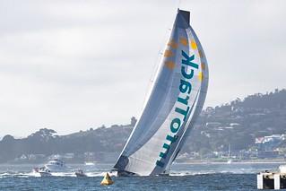 Infotrack Sydney to Hobart 2018
