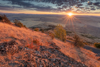 Steptoe Butte Sunrise | by Duncan Rawlinson - Duncan.co