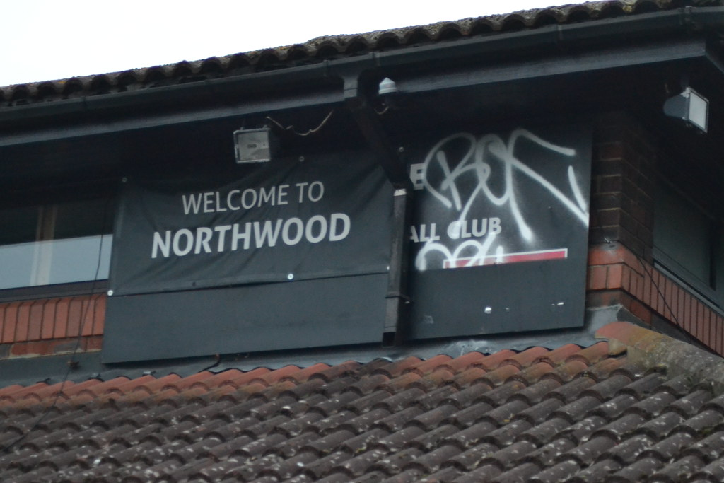 Northwood FC ground - The Acretweed Stadium