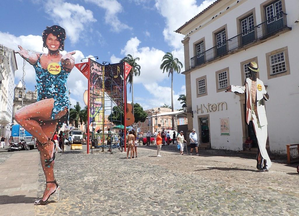 Salvador{Bahia}- Praca Anchieta